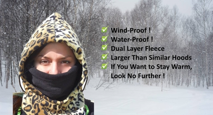 Best Winter Weather Hat!