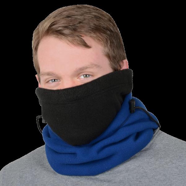 Best Winter Hat | Blue / Black