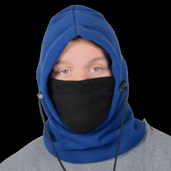 Best Winter Hat   Blue / Black