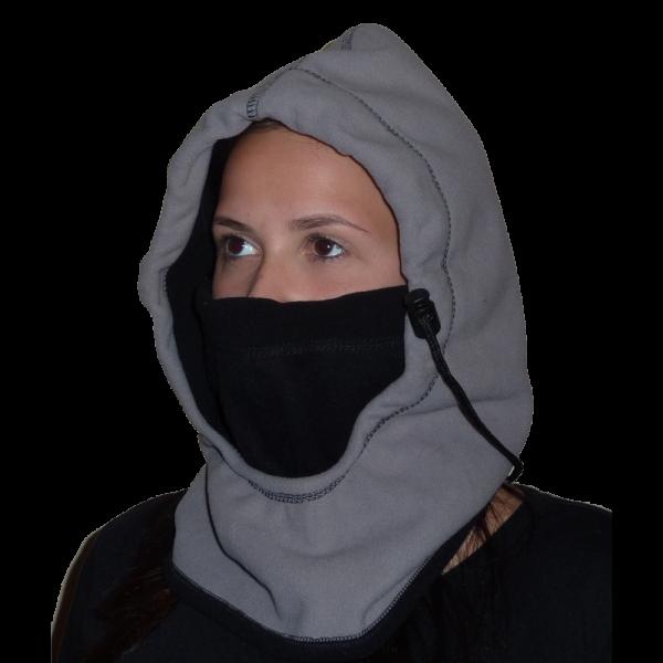 Best Winter Hat   Grey / Black