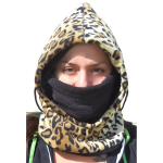 Best Winter Hat | leopard / Black